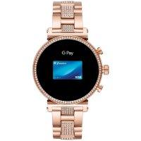 Zegarek damski Michael Kors access smartwatch MKT5066 - duże 5