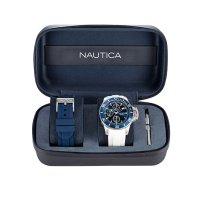 Zegarek męski Nautica pasek NAPBSP902 - duże 3