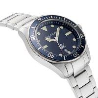 Zegarek męski Nautica bransoleta NAPHCP905 - duże 2