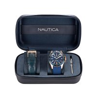 Zegarek męski Nautica pasek NAPJBF917 - duże 4