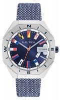 Zegarek męski Nautica pasek NAPLSS002 - duże 1