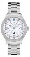 Zegarek męski Nautica bransoleta NAPPLS020 - duże 1