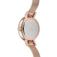 Zegarek damski Obaku Denmark bransoleta V158LEVWMV - duże 3
