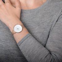 Zegarek damski Obaku Denmark bransoleta V158LEVWMV - duże 5
