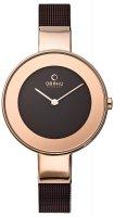 Zegarek damski Obaku Denmark bransoleta V167LXVNMN - duże 1