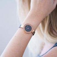 Zegarek damski Obaku Denmark bransoleta V167LXVNMN - duże 4