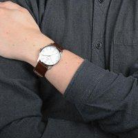 Zegarek męski Obaku Denmark pasek V169GDCIRN - duże 4