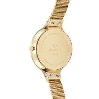 Zegarek damski Obaku Denmark bransoleta V173LXGJMG - duże 3