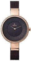 Zegarek damski Obaku Denmark bransoleta V179LEVNMN - duże 1