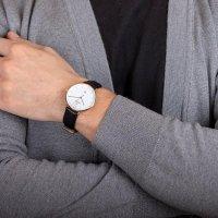 Zegarek męski Obaku Denmark pasek V181GDGWRB - duże 4