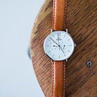 Zegarek męski Obaku Denmark pasek V182GMCWRZ - duże 4