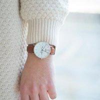 Zegarek męski Obaku Denmark pasek V182GMCWRZ - duże 6