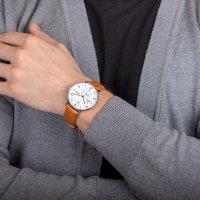 Zegarek męski Obaku Denmark pasek V182GMCWRZ - duże 7