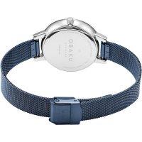 Zegarek damski Obaku Denmark bransoleta V209LXCLML - duże 4