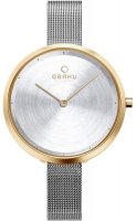 Zegarek damski Obaku Denmark bransoleta V227LXGIMC - duże 1