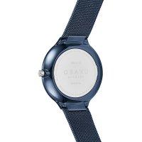 Zegarek damski Obaku Denmark bransoleta V240LXHLML - duże 3