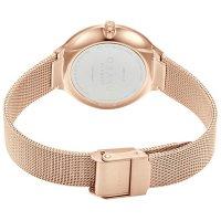 Zegarek damski Obaku Denmark bransoleta V240LXVWMV - duże 4