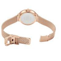 Zegarek damski Obaku Denmark bransoleta V240LXVWMV - duże 5
