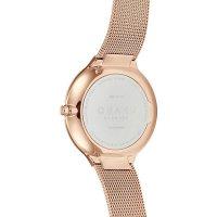 Zegarek damski Obaku Denmark bransoleta V240LXVWMV - duże 3
