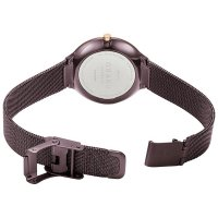 Zegarek damski Obaku Denmark bransoleta V240LXXNMN - duże 5