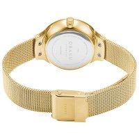 Zegarek damski Obaku Denmark bransoleta V241LXGWMG - duże 4