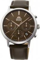 Zegarek męski Orient chronograph RA-KV0304Y10B - duże 1