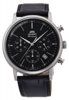 Zegarek męski Orient chronograph RA-KV0404B10B - duże 1