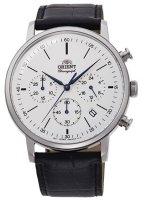 Zegarek męski Orient chronograph RA-KV0405S10B - duże 1
