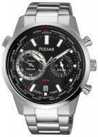 Zegarek męski Pulsar sport PY7005X1 - duże 1