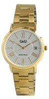 Zegarek damski QQ damskie A475-007 - duże 1