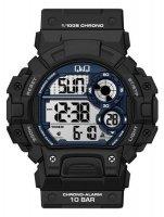 Zegarek  QQ męskie M144-808 - duże 1