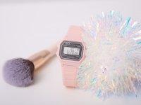 Zegarek damski QQ damskie M173-018 - duże 2