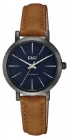 Zegarek damski QQ damskie Q893-502 - duże 1