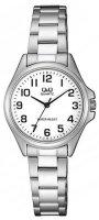 Zegarek damski QQ męskie QA07-204 - duże 1