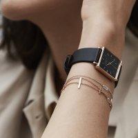 Zegarek damski Rosefield boxy QBBR-Q10 - duże 2