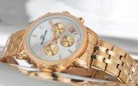 Zegarek damski Rubicon bransoleta RNBD06RISZ03AX - duże 2