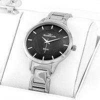Zegarek damski Rubicon bransoleta RNBD79SIBX03BX - duże 3