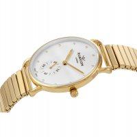 Zegarek damski Rubicon bransoleta RNBE29GISX03BX - duże 3