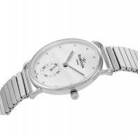 Zegarek damski Rubicon bransoleta RNBE29SISX03BX - duże 3
