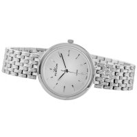 Zegarek damski Rubicon bransoleta RNBE33SISX03BX - duże 2
