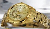 Zegarek męski Rubicon bransoleta RNDD21GIGX03BX - duże 2
