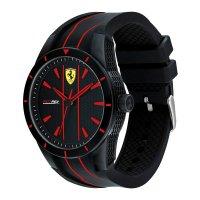 Zegarek  Scuderia Ferrari red rev SF 0830479 - duże 2