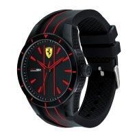 Zegarek  Scuderia Ferrari red rev SF 0830481 - duże 2