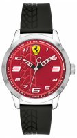 Zegarek  Scuderia Ferrari pitlane SF 0840021 - duże 1