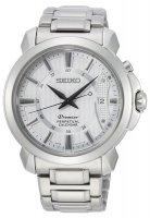 Zegarek męski Seiko premier SNQ155P1 - duże 1