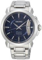 Zegarek męski Seiko premier SNQ157P1 - duże 1