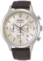 Zegarek męski Seiko chronograph SSB341P1 - duże 1