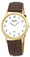 Zegarek męski Seiko solar SUP860P1 - duże 1