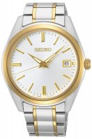 Zegarek męski Seiko classic SUR312P1 - duże 1