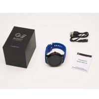 Zegarek sportowy Garett Męskie 5903246286953 Smartwatch Garett Men 3S RT niebieski - duże 4